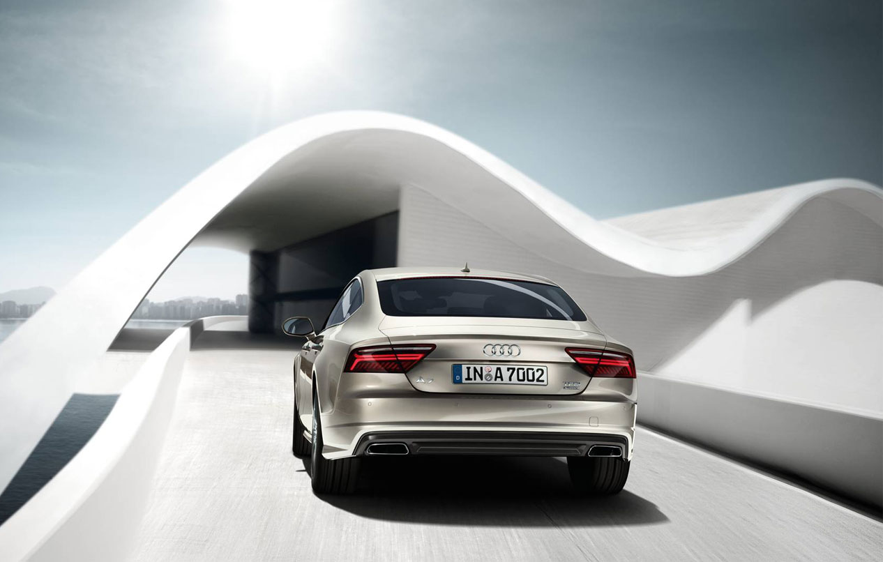 Audi Petrol Engines